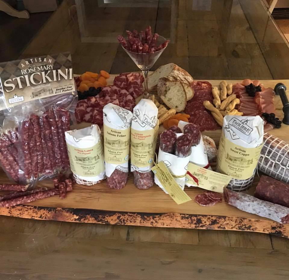 Il Tagliere Salumeria -- 12 Days of Christmas spotlight